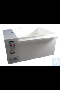 Wasserbad Ecotherm E10, 10l Badinhalt, Version 2015  Laborwasserbad (10...