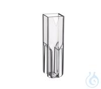 Semi-micro Vis Cuvettes 300 nm- 900 nm Plastic cuvette for measurements in...