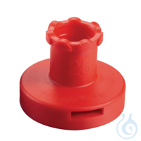 Combitips advanced 25 mL- adapter, 1 pcs., red Combitips advanced 25 mL-...