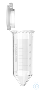 Eppendorf Conical Tubes 25 mL with snap cap, Starter Pack, PCR clean, 200...