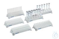 Tube Rack for 0.5 mL tubes, 48 wells (3 rows of 16 wells each), 2 pcs.,...