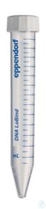 Conical Tubes 15mL,DNA LoBind,200Stück Eppendorf Conical Tubes 15 mL, DNA LoBind, pyrogen-,...