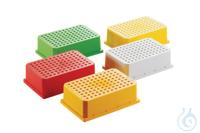 PCR-rack, 10 Stück PCR Rack, 10 pcs.