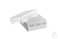 Storage Box 9 x 9, for 81 tubes, 3 pcs., height 52.8 mm, 2 inch,...