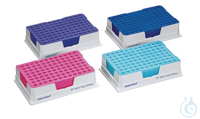 PCR-Cooler Starter Set PCR-Cooler 0.2-mL-Starter-Set, (1 × rosa, 1 × blau)...