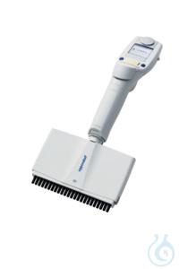 Eppendorf Xplorer® plus, 24-channel, variable, 1 – 20 µL, pearl white...