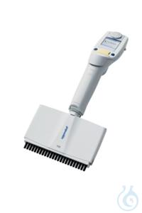 Eppendorf Xplorer® plus, 24-channel, variable, 5 – 100 µL, light yellow...