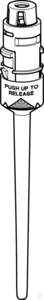 Eppendorf Reference 2 lower part, Single-channel; lower part with separate...
