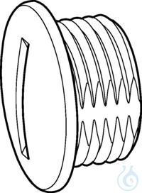 Standard ventilation plug made of PP for Varispenser 2 (x), all sizes...