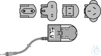 Power supply 100-240VAC/5VDC Power supply 100-240VAC/5VDC