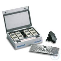Thermoblock f. Slides DC Wechselblock für Slides DC, 4 DualChip Slides Das Thermoblocksystem für...