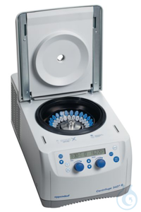 Centrifuge 5427R 230V/50-60Hz+Rotor12, INT Centrifuge 5427 R (cooled), 230 V/50-60 Hz, incl....