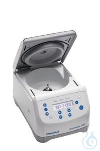 Centrifuge 5420 G, non- refrigerated, Keypad, without Rotor, 230V/50-60Hz,INT...