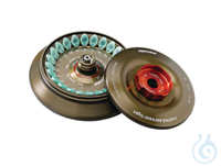 ROTOR 24x2ML HIGHSPEED + AT-DECKEL 5430 Rotor FA-45-24-11-HS, incl. rotor lid, aerosol-tight, coated