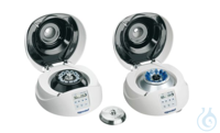"Centrifuge MiniSpin plus G, incl. ""Black Line"" rotor, 230 V/50-60 Hz..."