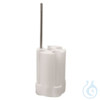 Adapter for 85/100ml round bucket for use with standard, Vacutainer and...