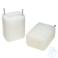 Adapter for 100 ml rectangular bucket for use with standard,...
