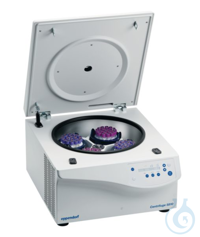 Centrifuge 5810 G, 230 V/50-60 Hz, with rotor S-4-104 incl. ad- apter for...