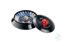 Rotor FA-48x2 incl. rotor lid, aerosol-tight Rotor FA-48x2 incl. rotor lid,...