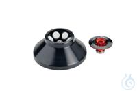 Rotor FA-6x50 incl. rotor lid, aerosol-tight Rotor FA-6x50 incl. rotor lid,...
