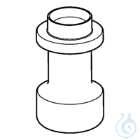 Adapter for 50ml conical tubes, for FA-6x250 rotor, 2 pcs. per set Adapter...