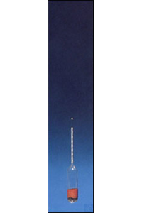 Hydrometer 1,000 - 1,040 without thermometer Hydrometer for seawater, without...