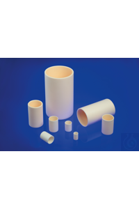 8Articles like: Crucible, Alsint 99,7 cylindrical, flat bottom Size 8 A OD Ø 125 mm ID Ø 110...