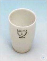 Gooch Crucibles 82 R, size 2, tall form, with glazed perforated base, top...
