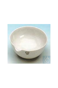 15Artículos como: Evaporating basins 109, size 10, with spout, glazed except outside base, Ø...