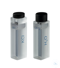 Liquid filter set 667-UV100 Liquid filter set type 667-UV100 for testing stray light according to...