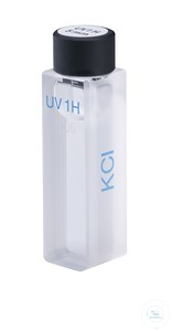 Liquid filter 667-UV1H Liquid filter type 667-UV1H for testing stray light, reference filter...