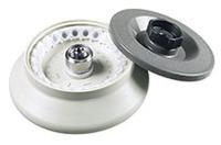 Winkelrotor 24-fach für 0,2 - 2,0 ml Röhrchen inkl. Deckel mit Bioabdichtung...
