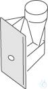 Zytokammer (Set), 0,2 ml Einweg, ? (mm): 6 mm, mit Filterkarten (braun), Set...