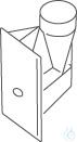 Zytokammer (Set), 0,5 ml Einweg, ? (mm): 6 mm, mit Filterkarten (weiß), Set...