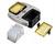 Rotor 2-fach für Mikrotiterplatten in ROTINA 380 Rotor 2-fach für...