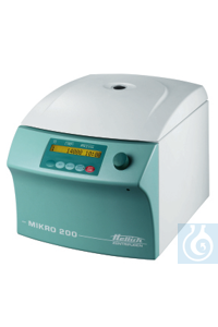 2Articles like: MIKRO 200 Microliter Centrifuge, non-refrigerated, without rotor, 200 - 240 V...