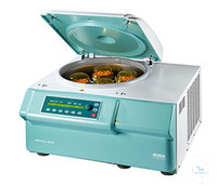 Table centrifuge ROTANTA 460R 200-240V, 50 Hz, cooled, brushless drive,...