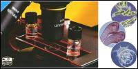 Micro Life® microslide for observation of microorganisms in long-term...
