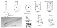 21Articles like: Beakers, Duran®, tall form, with scale 50 ml old order number: 1929/50...