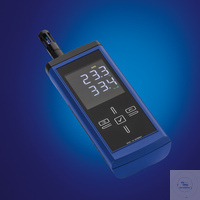 Hand-held measuring device XC200 for  measuring temperature and humidity...