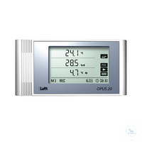 2Artículos como: OPUS 20 THI, data-collector for temperature/humidity datalogger OPUS 20 THI,...