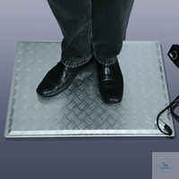 Foot heating plate KM-FHP22 Foot heating plate KM-FHP22, dimension 640 mm x 480 mm, rugged and...