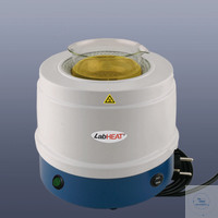 5 articles like: LabHEAT® Metal-cased heating mantle KM-MNB 400 ml 400 ml, 200 W / 230 V...