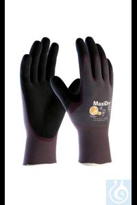 MaxiDry 56-424 Arbeitshandschuhe, Gr. L (9)   (Handfläche beschichtet)...