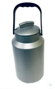Transportgefäß, 2000 ml weithalsig, mit Deckel, (auch geeignet für...