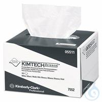 Kimtech Science™ Präzisionstücher Farbe: Weiß Lagen: 1 Faltung: I Größe:......