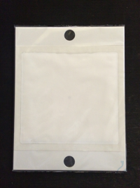 Membranplatte  Membranmaterial: PVDF Plattenmaterial: PP/PVC Membranfläche:...