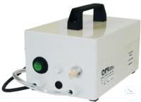 Labor - Membranfilterpumpe,  Membran-,Vakuum-, Druckpumpe im Gehäuse, mit...