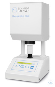 SACCHAROFLEX 2020 The SCHMIDT + HAENSCH electronic reflectance-meter for the...