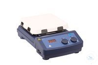 Magnetic stirrer with glass ceramic plate and led-display Magnetic Stirrer with Glass Ceramic...